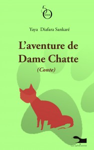 dame chatte
